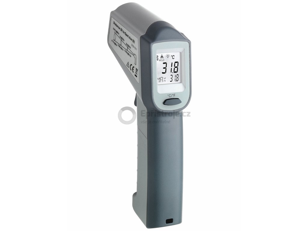 Bezkontaktní infračervený teploměr TFA 31.1132, -38 až +365 °C