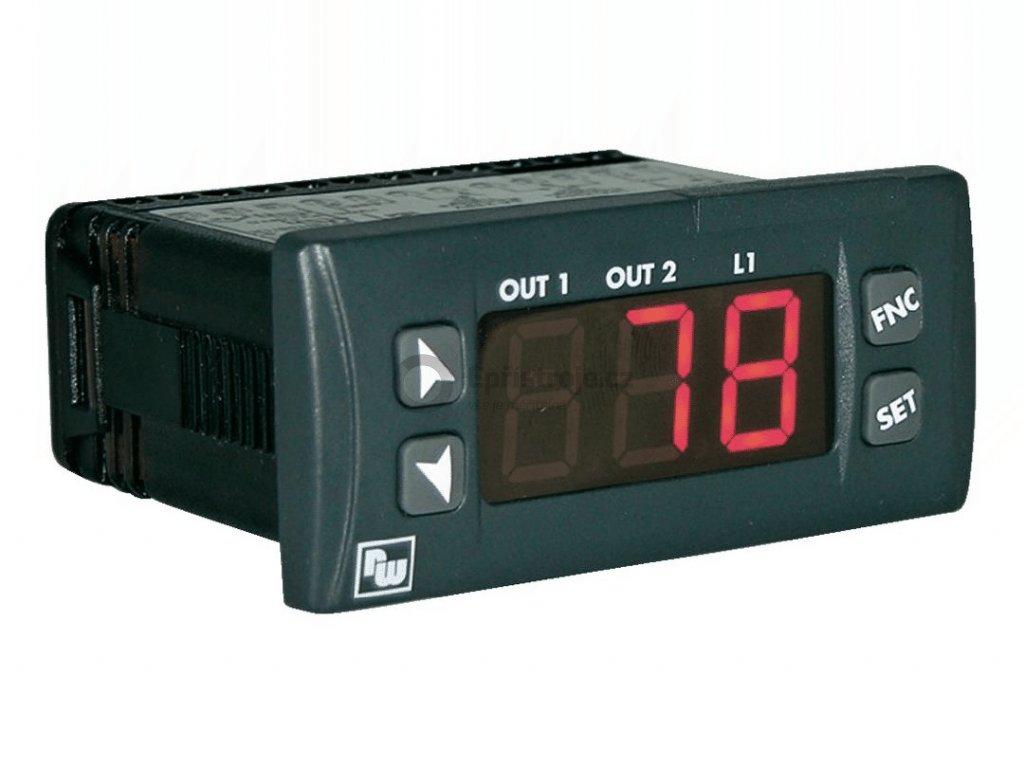 Univerzální regulátor nejen teploty UR3274S3, 230VAC