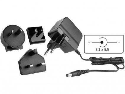 Napájecí síťový adaptér HN Power HNP06I-050L6 | stabilizováno | 6 W | 1500 mA