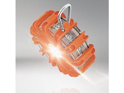 Výstražné LED světlo do auta Osram, LEDSL301, oranžová