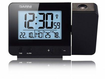 GARNI 140 | Digitální budík s projekcí času a vnitřní teploty
