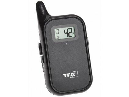 Náhradní bezdrátové čidlo TFA 30.3231.01 pro grilovací teploměr TFA 14.1511