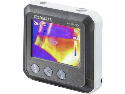 Kapesní termokamera VOLTCRAFT WBP-80 VC-10809710 | 80 x 60 pix | -10 až +400 °C