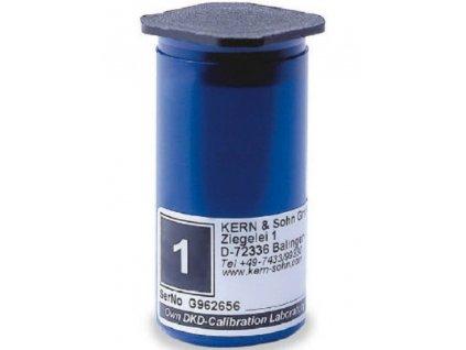 Plastové pouzdro pro kalibrační závaží 50-100 g Kern 347-070-400
