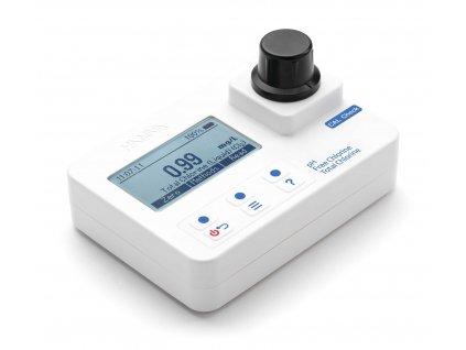 Fotometr HI97710 pro měření celkového a volného chlóru a hodnoty pH vody