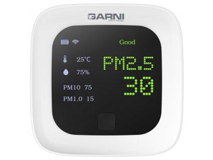 Chytrý měřič kvality vzduchu GARNI 210T OneCare