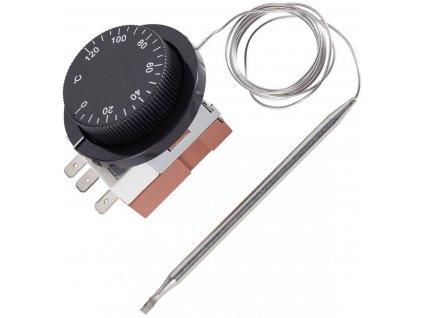 Vestavný kapilárový termostat od 0 do +120 C
