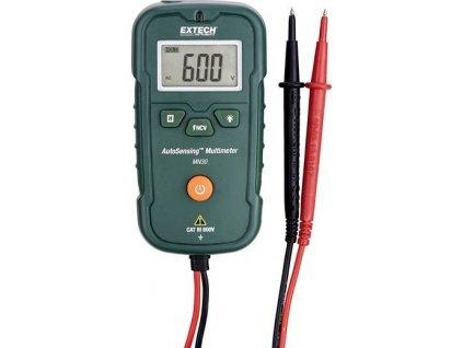 Digitální multimetr Extech MN30