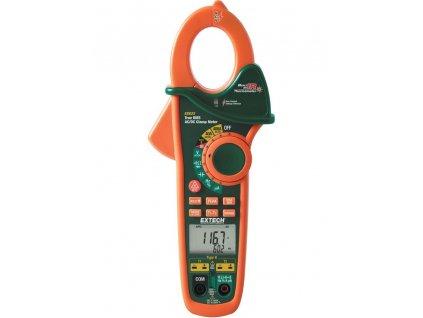 Klešťový ampérmetr TRUE-RMS + infra-teploměr EX623