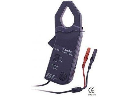 Klešťový adaptér - měření proudu do 600 A AC/DC
