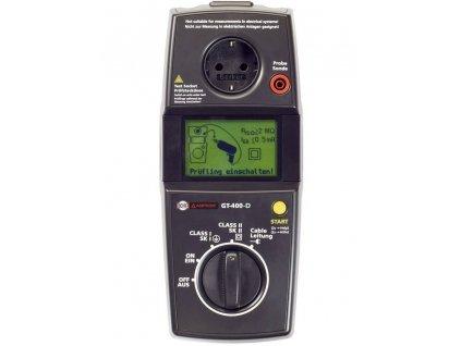 Tester spotřebičů Beha Amprobe GT-400-D, 4380998