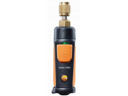 Tlakoměr pro měření vysokého tlaku ovládaný chytrým telefonem testo 549i