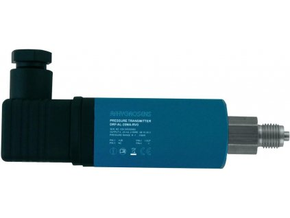 Tlakový převodník pro relativní tlak DRTR-AL-20MA-R25B, 0 až 25 bar, 4-20 mA