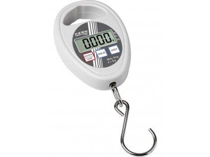 Digitální závěsná váha Kern HDB 10K10 - mincíř do 10 kg / 10 g