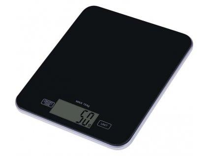 Digitální kuchyňská váha EMOS EV022 | váživost do 15 kg/1g | černá