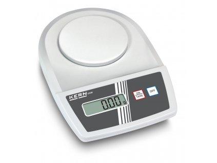 Vysoce citlivá váha KERN EMB 600-2; 600 g / 0,01 g