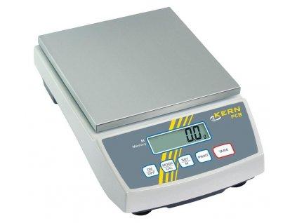 Přesná digitální váha Kern PCB 6000-0 | rozlišení 1 g | max. váživost 6 kg