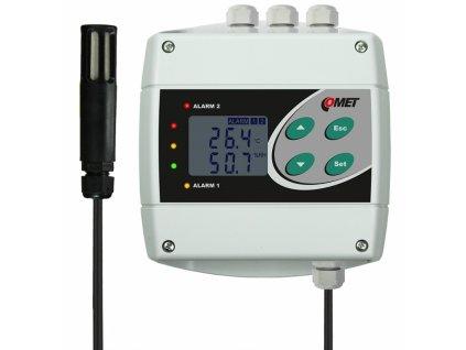 H3021 regulátor teploty a vlhkosti