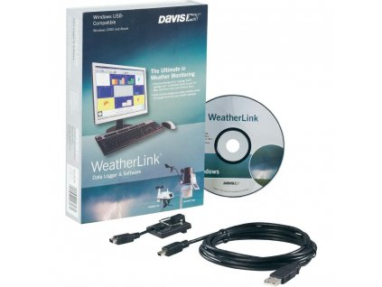Software Davis Instruments Weather Link USB