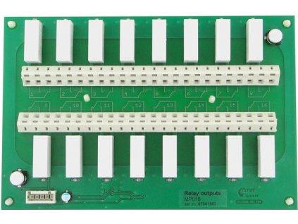 Deska relé pro měřící ústředny