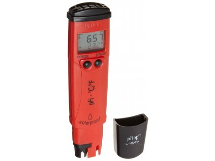 Vodotěsný pH tester pHep 5, HI98128
