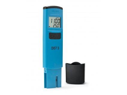 DiST® 3 HI98303; EC tester; konduktoměr s pevně zabudovanou grafitovou sondou