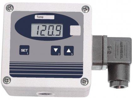 Greisinger GLMU 400 MP | Převodník měrné vodivosti včetně 4-pólové elektrody
