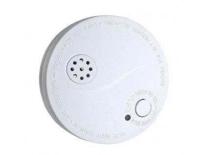 Solight 1D33 | detektor kouře + alarm, 85dB, bílý + 9V baterie