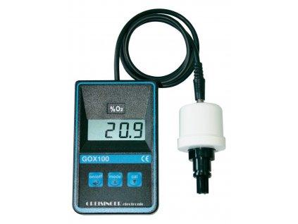 OXYmetr GOX100 - měření koncentrace kyslíku ve vzduchu