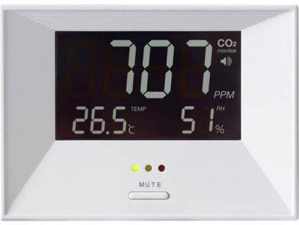 Měřič koncentrace CO2, teploty a vlhkosti, Voltcraft CO-60