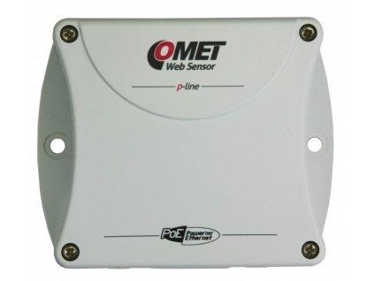 Web Sensor P8641 s PoE - čtyřkanálový snímač teploty a vlhkosti
