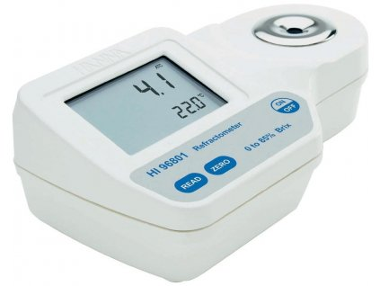 Digitální refraktometr Hanna Instruments HI 96801