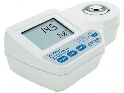 Digitální refraktometr Hanna Instruments HI 96821