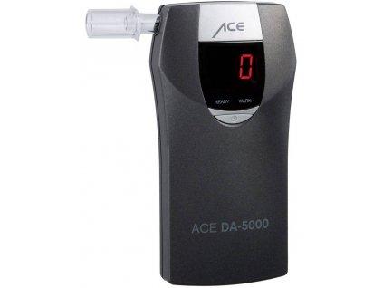 Alkohol tester ACE DA-5000, alarm, displej, šedá barva