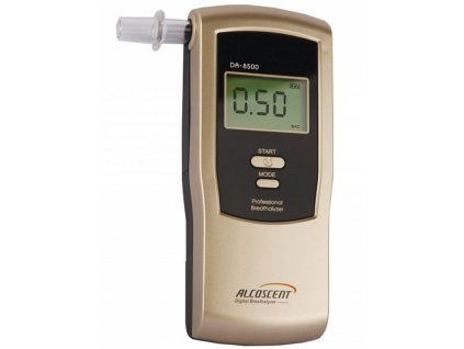 DA 8500® | Firemní alkohol tester Fuel Cell