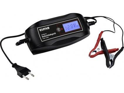 Automatická nabíječka autobaterie Eufab 16615 | 2.0 A, 4.0 A
