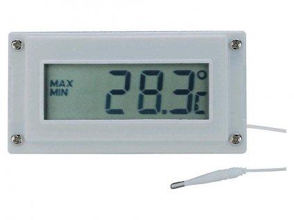Digitální teploměr s čidlem od -10 do +110 °C