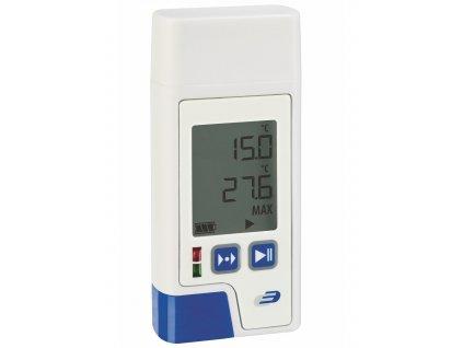 TFA 31.1057.02; LOG200; USB Datalogger s displejem pro měření teploty s PDF výstupem