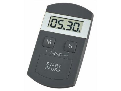 Digitální časovač - timer TFA 38.2005.10 | šedá