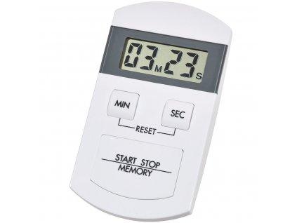 Digitální časovač - timer TFA 38.2005.02 | bílá