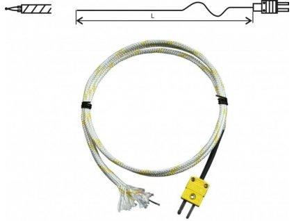 GD1250-1 termočlánková drátová sonda