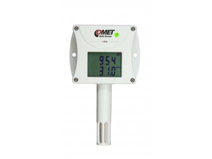 Web Sensor T6540 - snímač koncentrace CO2, teploty a vlhkosti s výstupem Ethernet