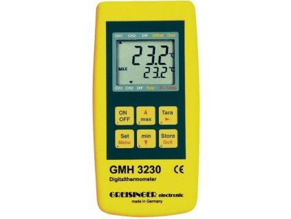 Teploměr Greisinger GMH 3231, -220 AŽ +1750 °C
