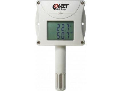 Web Sensor T7510 - snímač teploty, vlhkosti a barometrického tlaku s výstupem Ethernet