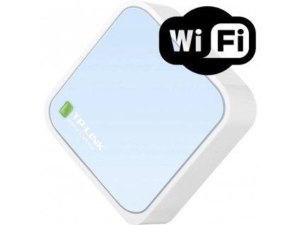 300 Mbps router pro bezdrátové sítě - TL-WR802N