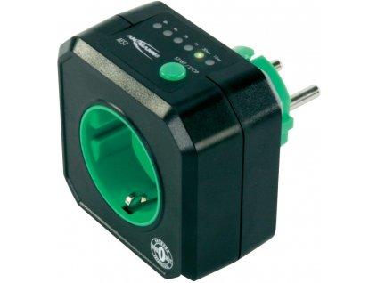 Spínací zásuvka s časovačem Ansmann, 5024063, 2500 W, IP20, digitální, denní