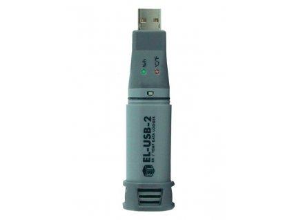 USB Logger záznamník vlhkosti a teploty EL-USB-2