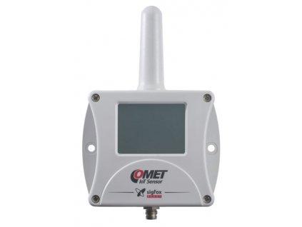 IoT teploměr, vlhkoměr, barometr pro externí sondu, Sigfox