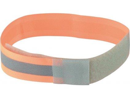 Reflexní páska se suchým zipem Fastech, 430 mm x 25 mm