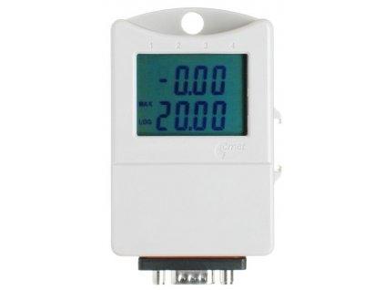 Datalogger -S6021; záznamník proudu 0-20 mA; 2-kanálový